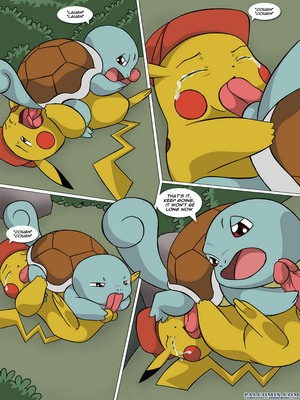 The New Adventures Of Ashchu 1 33 and Pokemon Comic Porn