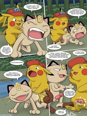The New Adventures Of Ashchu 1 49 and Pokemon Comic Porn