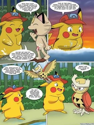 The New Adventures Of Ashchu 1 51 and Pokemon Comic Porn
