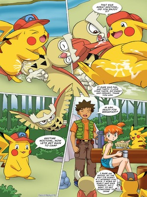 The New Adventures Of Ashchu 1 55 and Pokemon Comic Porn