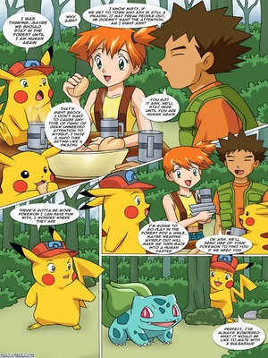 The New Adventures Of Ashchu 1 56 and Pokemon Comic Porn