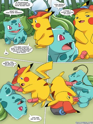 The New Adventures Of Ashchu 1 57 and Pokemon Comic Porn