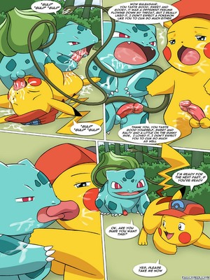 The New Adventures Of Ashchu 1 59 and Pokemon Comic Porn