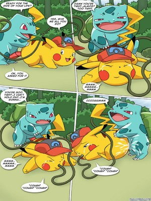 The New Adventures Of Ashchu 1 60 and Pokemon Comic Porn