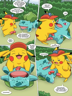 The New Adventures Of Ashchu 1 61 and Pokemon Comic Porn