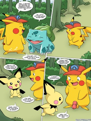 The New Adventures Of Ashchu 1 63 and Pokemon Comic Porn