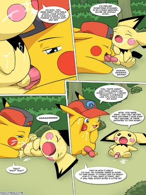 The New Adventures Of Ashchu 1 65 and Pokemon Comic Porn