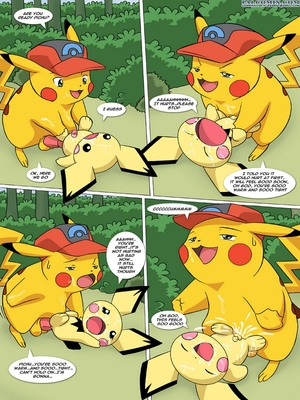 The New Adventures Of Ashchu 1 66 and Pokemon Comic Porn