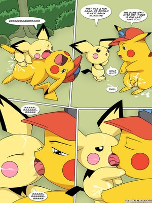 The New Adventures Of Ashchu 1 68 and Pokemon Comic Porn