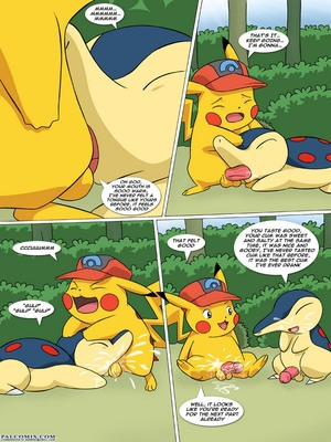 The New Adventures Of Ashchu 1 70 and Pokemon Comic Porn
