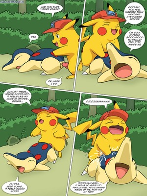 The New Adventures Of Ashchu 1 72 and Pokemon Comic Porn