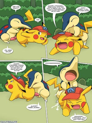 The New Adventures Of Ashchu 1 73 and Pokemon Comic Porn
