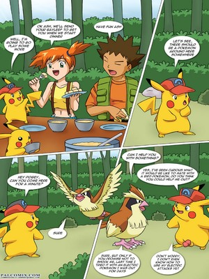 The New Adventures Of Ashchu 1 76 and Pokemon Comic Porn