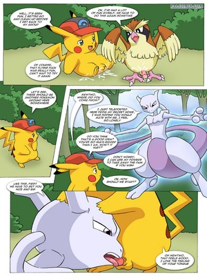 The New Adventures Of Ashchu 1 81 and Pokemon Comic Porn