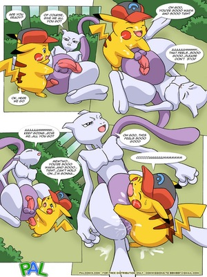 The New Adventures Of Ashchu 1 84 and Pokemon Comic Porn