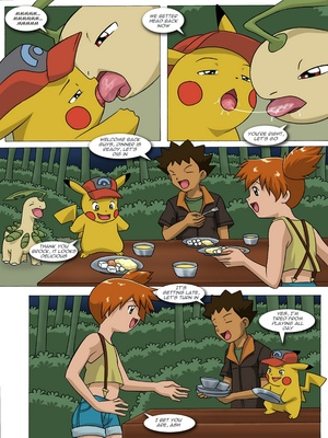 The New Adventures Of Ashchu 1 94 and Pokemon Comic Porn
