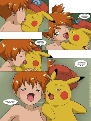 The New Adventures Of Ashchu 1 100 and Pokemon Comic Porn