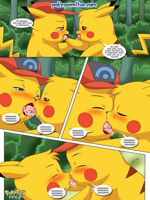 The New Adventures Of Ashchu 2 Pokemon Comic Porn