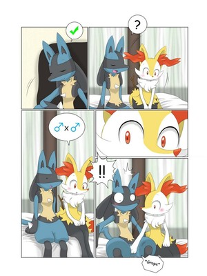 Urges And Curiosity 4 and Pokemon Comic Porn