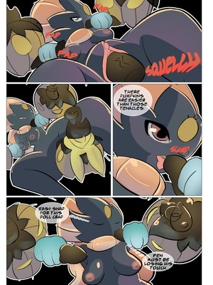 Weavile 9 and Pokemon Comic Porn