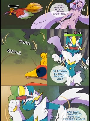 Zero The Huntress Pokemon Comic Porn