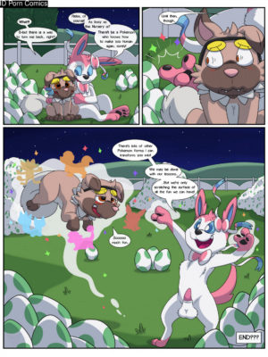 Breeding 103 Pokemon Comic Porn