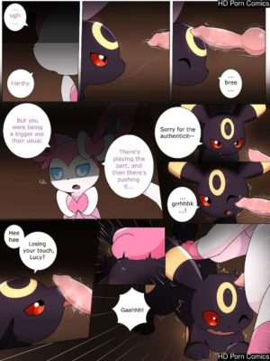 Brotherly 012 and Pokemon Comic Porn