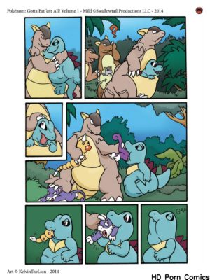 Empty Pouch Syndrome Pokemon Comic Porn