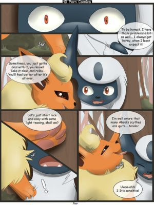 Fired Up 005 and Pokemon Comic Porn