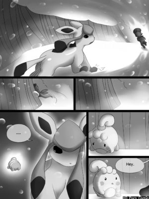 Freeze 054 and Pokemon Comic Porn
