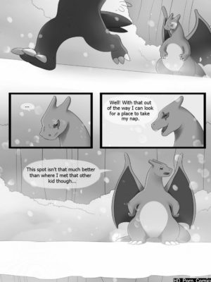 Freeze 068 and Pokemon Comic Porn