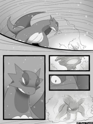 Freeze 100 and Pokemon Comic Porn