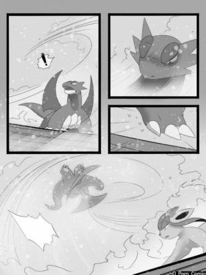 Freeze 101 and Pokemon Comic Porn