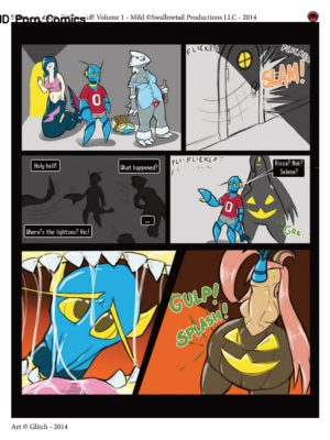 Something Wicked Pokemon Comic Porn