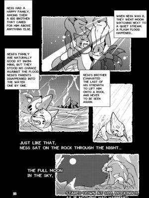 The Full Moon 023 and Pokemon Comic Porn