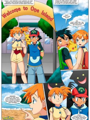 To Catch A Trainer 002 and Pokemon Comic Porn
