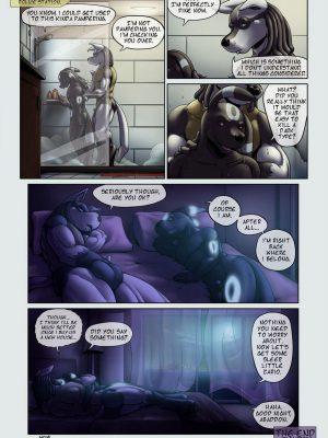 A Darker Shade Of Life 1 Pokemon Comic Porn