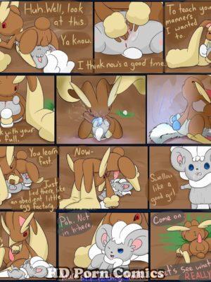Alone Together Pokemon Comic Porn