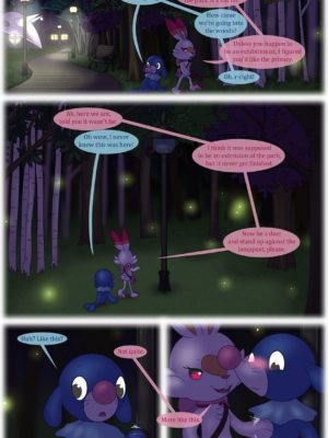 Buckles And Sin 1 - Shedding The Light 12 and Pokemon Comic Porn