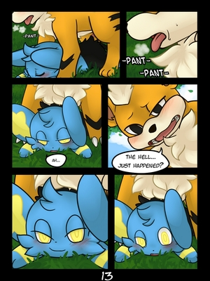 Catch Me If You Can Pokemon Comic Porn