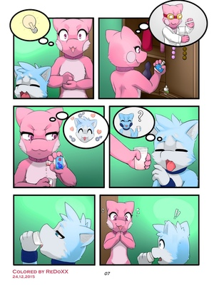 Change Of Rules 8 and Pokemon Comic Porn