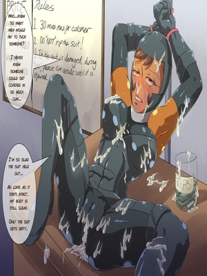 Emma's Prostitution Agency Pokemon Comic Porn