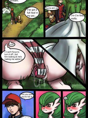 Fairys' Inhibitions Pokemon Comic Porn