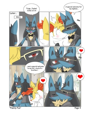 Family Fun 5 and Pokemon Comic Porn