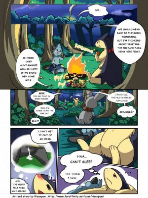 First Night 4 and Pokemon Comic Porn