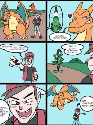 Gotta Catch Him Up! 4 and Pokemon Comic Porn