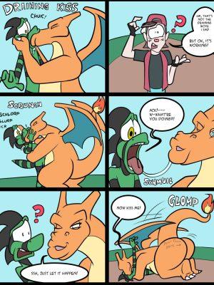 Gotta Catch Him Up! 6 and Pokemon Comic Porn