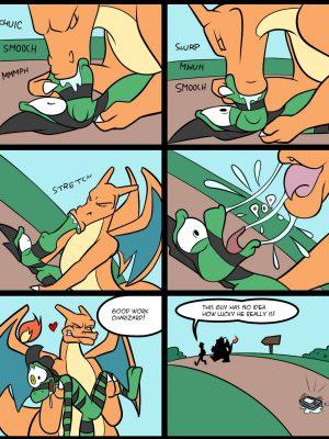 Gotta Catch Him Up! 7 and Pokemon Comic Porn