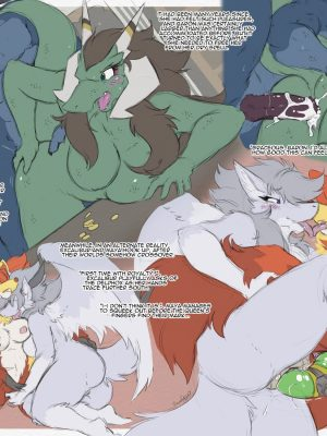 Holiday Free-For-All 2017 Pokemon Comic Porn