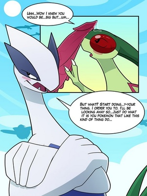 Legendary Desires Pokemon Comic Porn